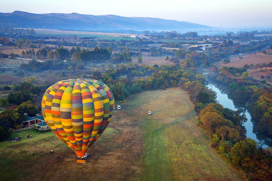Magaliesberg Hot Air Balloons Near Johannesburg