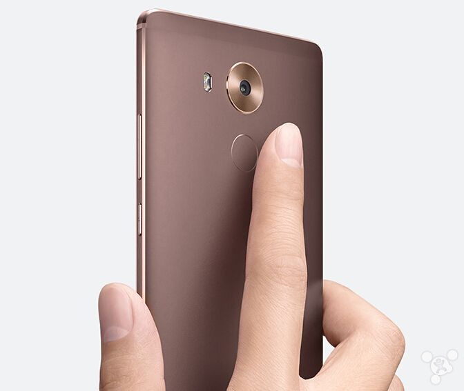 Mate 8 fingerprint