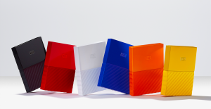 Redesigned Western Digital