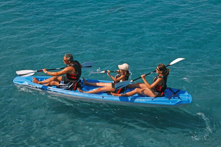 water sports kayak