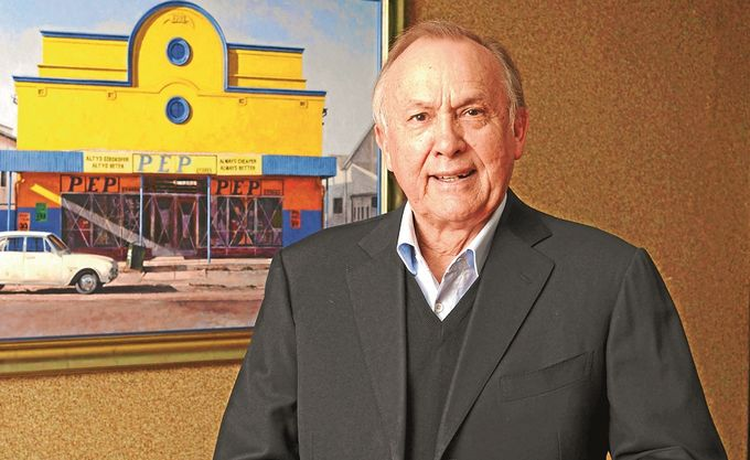 Christo-Wiese, richest person in South Africa