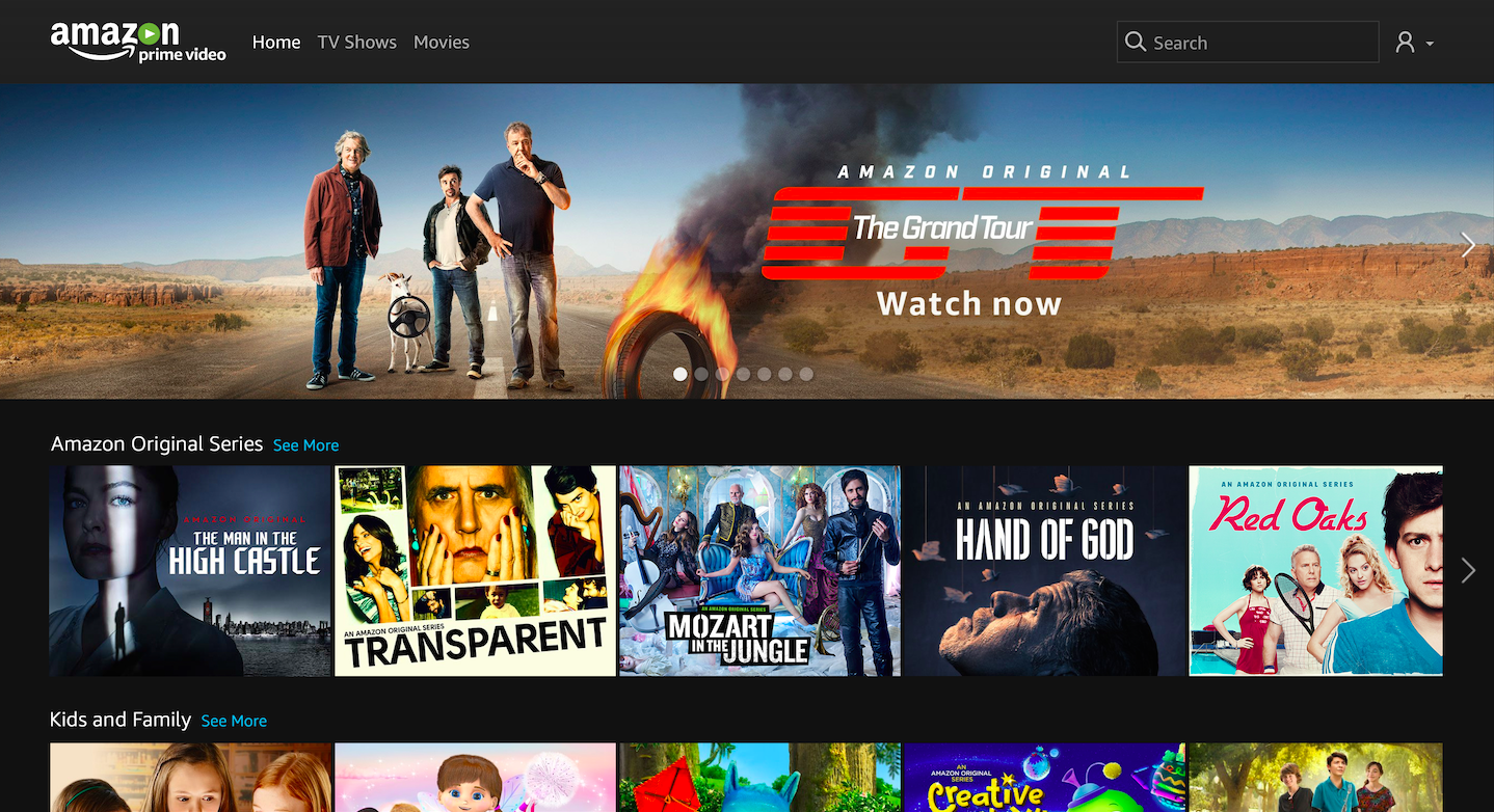 how to download amazon prime movies to tablet