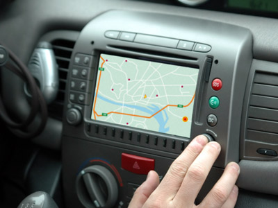 new car features, gps, garmin